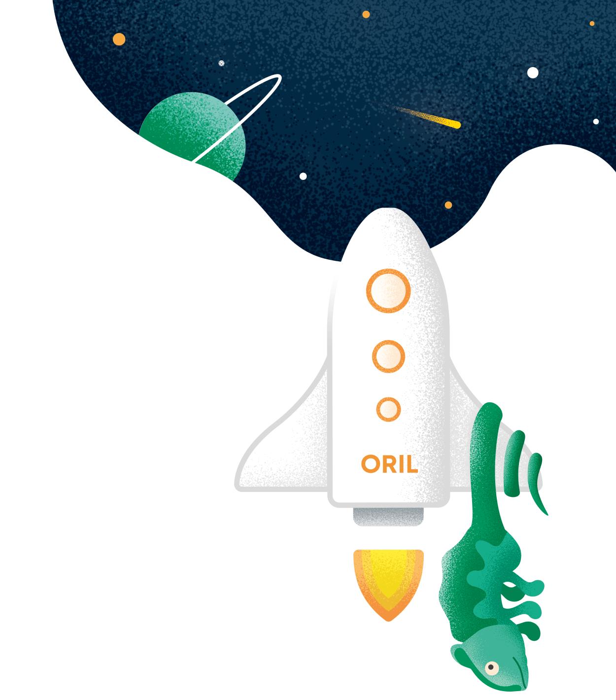 Oril rocket